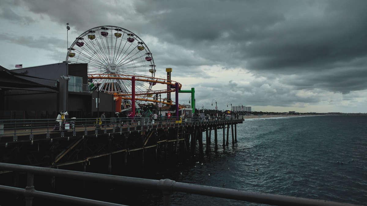 Que faire à Santa Monica avec ses enfants?