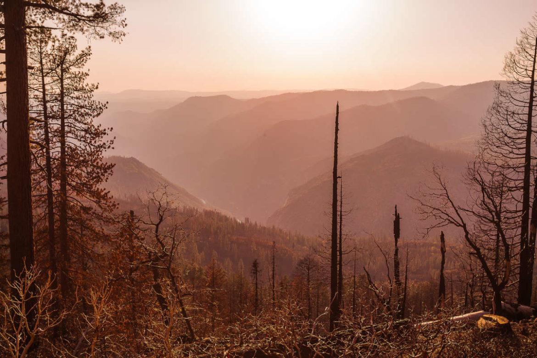 Activités a faire dans le parc national de Yosemite en California